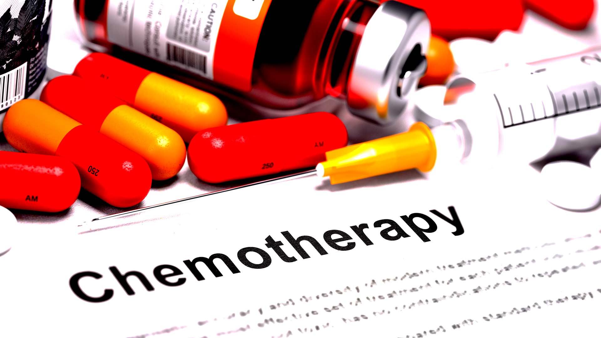 Trávníková chemoterapie